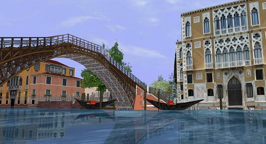 brug calatrava venetie